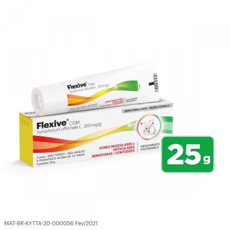 Creme Anti-inflamatório Flexive 350mg com 25g   Foto 2