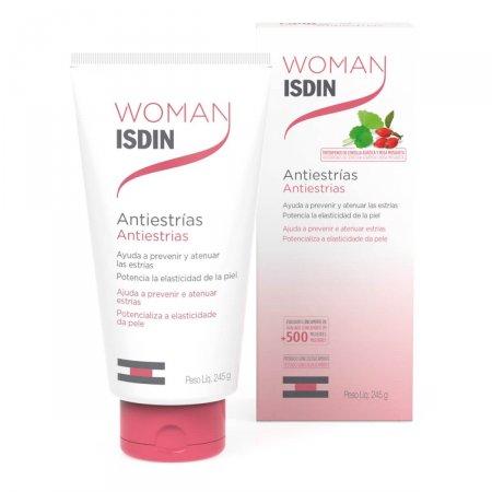 Creme Antiestrias Isdin Woman com 250ml