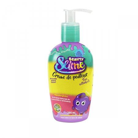 Creme para Pentear Beauty Slime Colors com 200ml
