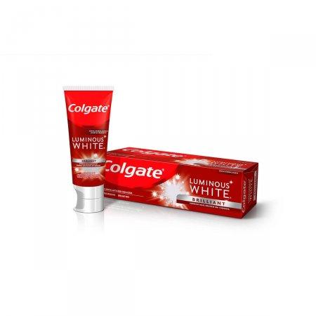 Pasta de Dente Colgate Luminous White Brilliant Mint com 70g