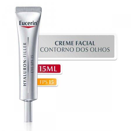 Creme Facial Anti-Idade Eucerin Hyaluron-Filler Olhos FPS15 com 15ml | Foto 2