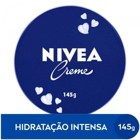 Creme Hidratante Nivea com 145g