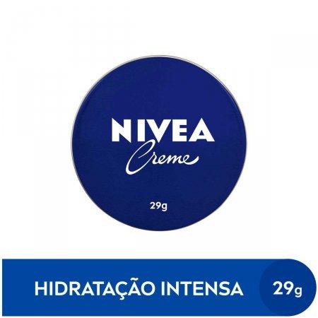 Creme Hidratante Nivea com 29g