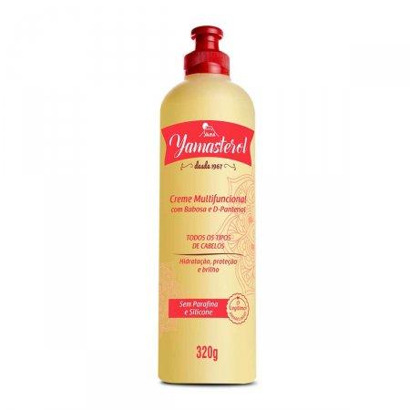 Creme Multifuncional Yamasterol Barbosa e D-Pantenol 320g