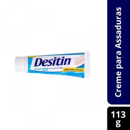 Creme Preventivo de Assaduras Desitin Proteção Diária com 113g
