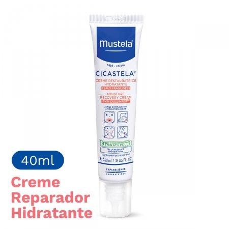 Creme Reparador Hidratante Mustela Cicastela