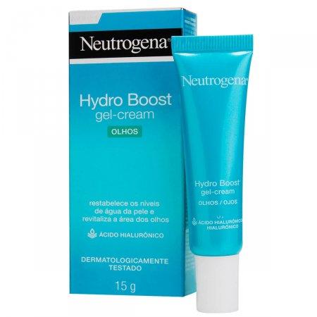 Creme de Olhos Neutrogena Hydro Boost Gel-Cream