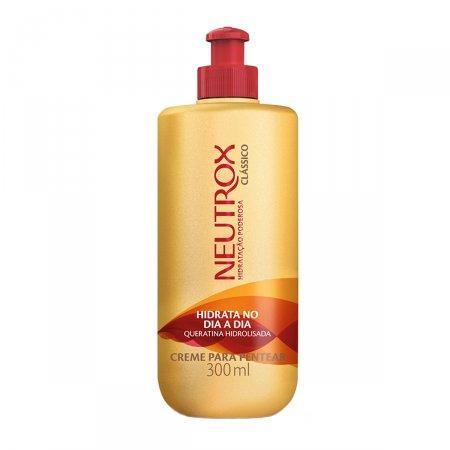 Creme Para Pentear Neutrox Clássico Hidratação Poderosa