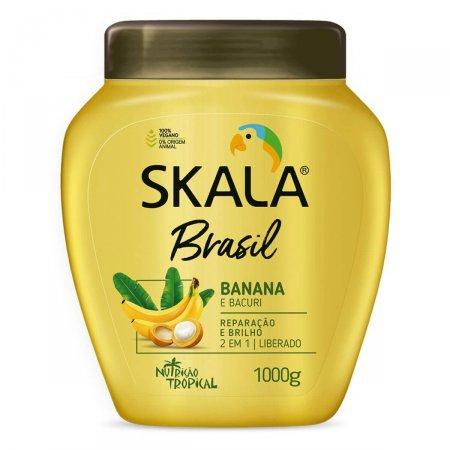 Creme de Tratamento Skala Brasil Banana