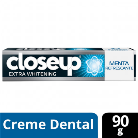 Creme Dental Close Up Extra Whitening 2 em 1