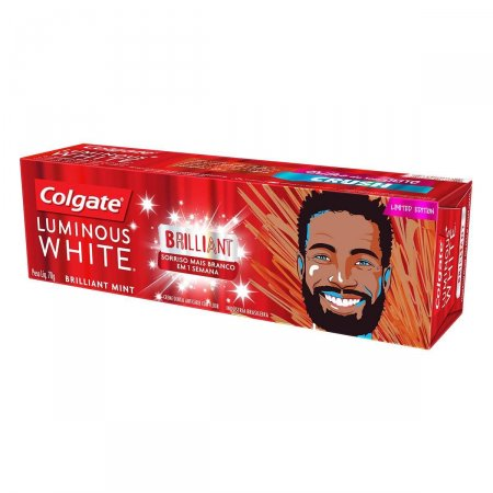 Creme Dental Colgate Luminous White Brilliant