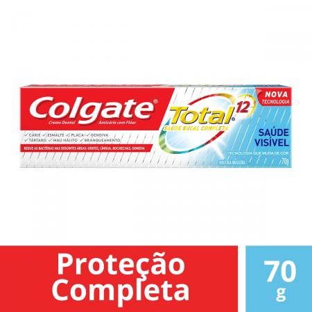 Creme Dental Colgate Total 12 Professional Saúde Visível