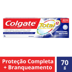 Creme Dental Colgate Total 12 ... Creme Dental Colgate Total 12 Professional Whitening