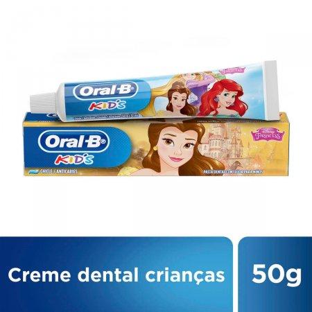 Creme Dental Oral-B Kids Princesas