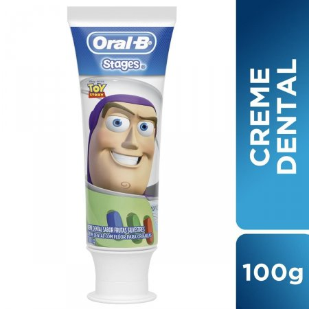 Creme Dental Oral-B Stages