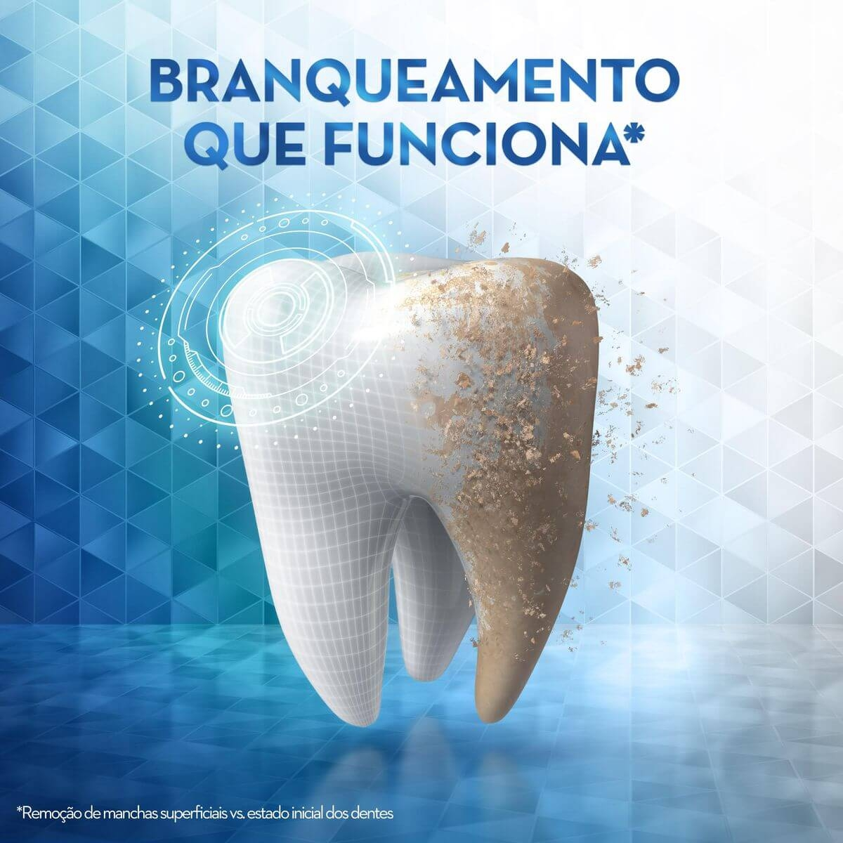 Oral B Creme Dental 3d White Perfection 102g Droga Raia