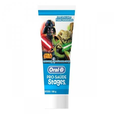 Creme Dental Infantil Oral-B Pro-Saúde Stages Star Wars