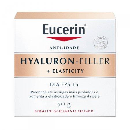 Creme Facial Eurecin Hyaluron-Filler + Elasticity Dia FPS15