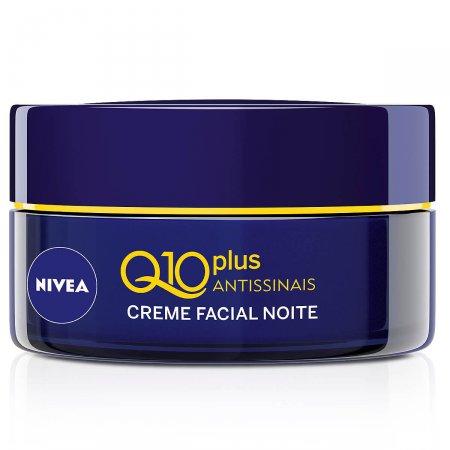 Creme Facial Noite Nivea Q10 Plus Antissinais