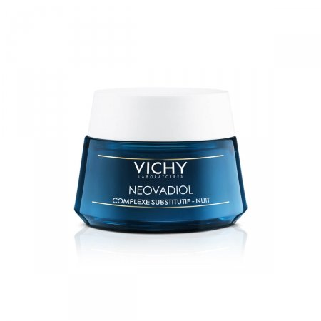 Creme Facial Vichy Neovadiol Noite 50ml   Drogaraia.com Foto 1