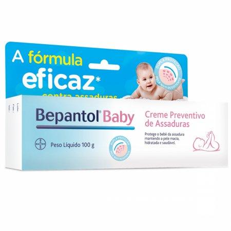 Creme Preventivo de Assaduras Bepantol Baby