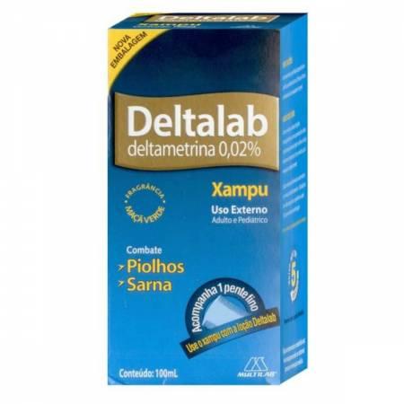 Shampoo Deltalab