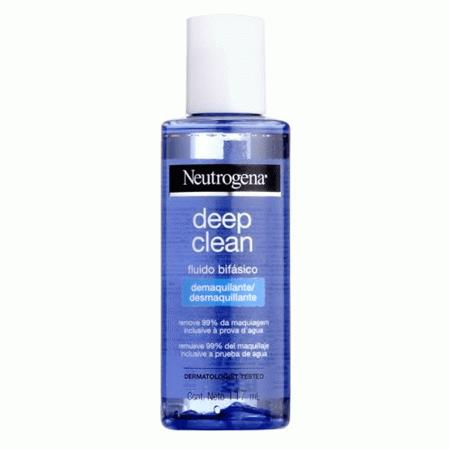 Demaquilante Neutrogena Deep Clean
