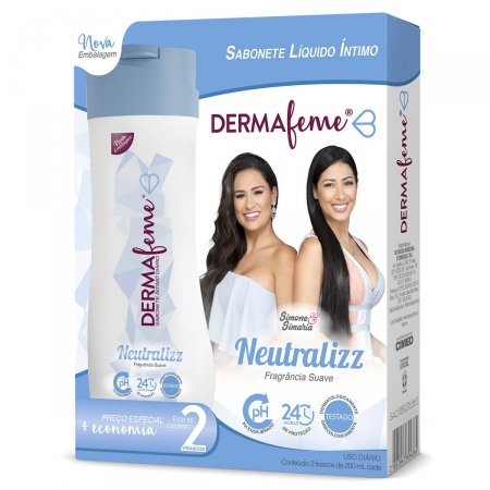 Kit Dermafeme Neutralizz