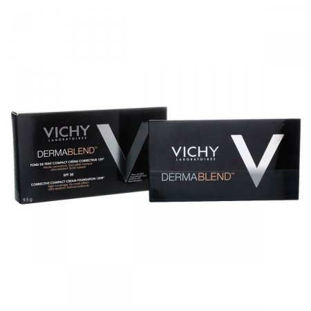 Base Compacta Vichy Dermablend FPS30 Cor 35