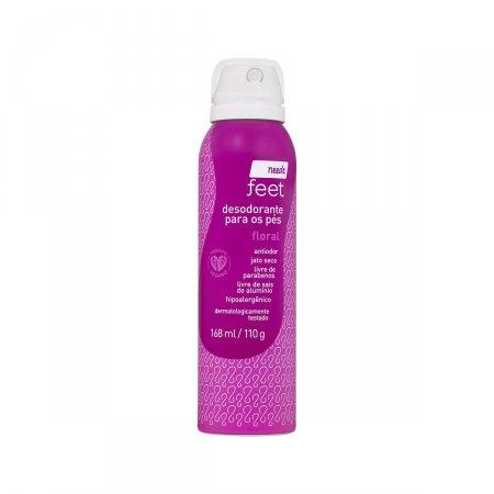 Desodorante para os Pés Needs Feet Floral