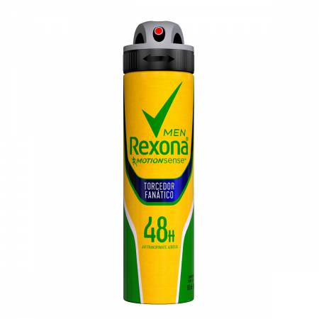 Desodorante Aerosol Rexona Men Torcedor Fanático