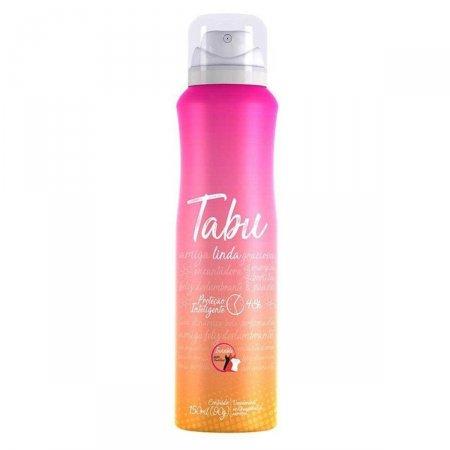 Desodorante Aerosol Tabu Linda