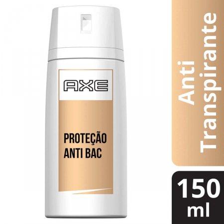 Desodorante Antitranspirante Aerosol Axe Signature Antibacterial