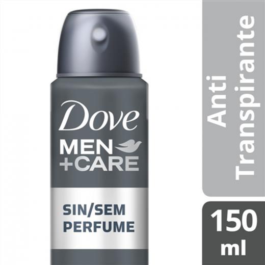 0c275f07c Desodorante Dove Men+Care Aerossol Antitranspirante Sem Perfume ...