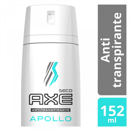 Desodorante Antitranspirante Axe Apollo Aerosol