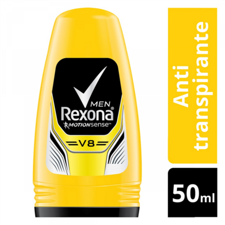 Desodorante Roll-On Rexona Men V8