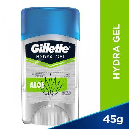 Desodorante Gel Antitranspirante Gillette Hydra Aloe