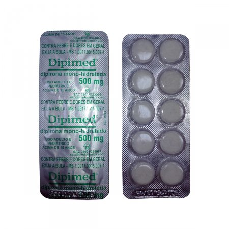 Dipimed 500mg