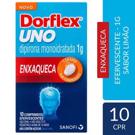 Dorflex Uno Enxaqueca 1g