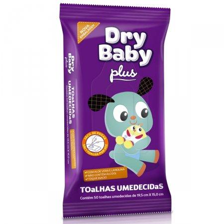 Toalhinha Umedecida Tena Dry Baby