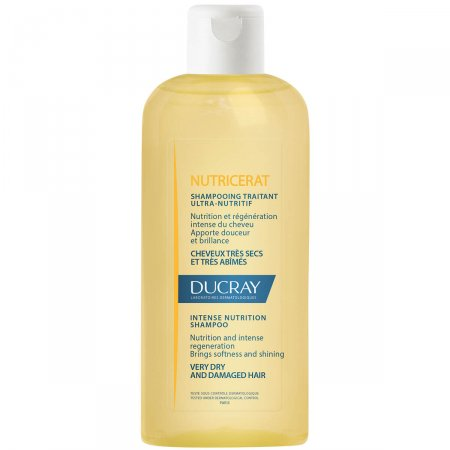 Shampoo Nutritivo Ducray Nutricerat