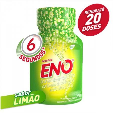 Sal de Fruta Eno Sabor Limão