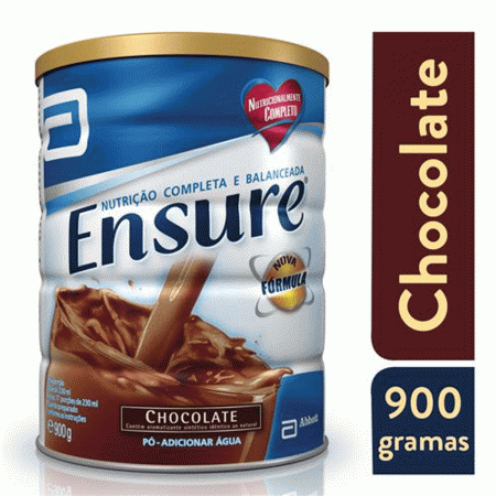 Suplemento Nutricional Ensure Sabor Chocolate