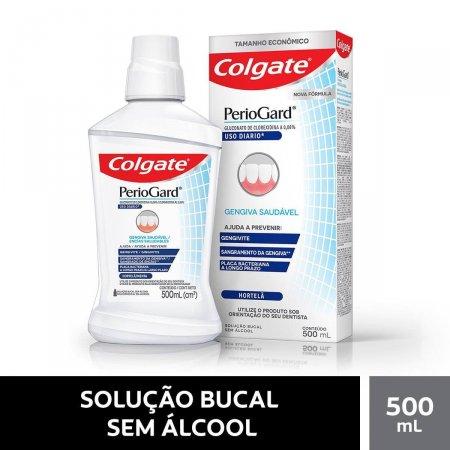 Enxaguante Bucal PerioGard Uso Diário com 500ml   Foto 2