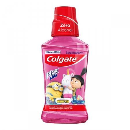 Enxaguante Bucal Colgate Plax Kids