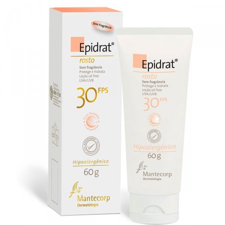 Hidratante Facial Epidrat Rosto FPS30