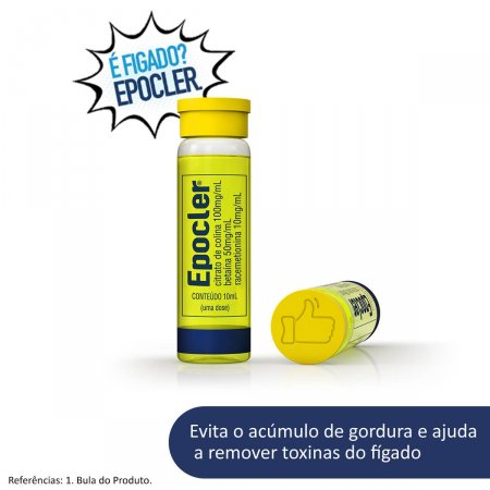 Epocler Abacaxi com 10ml