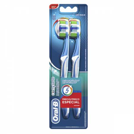 Escova Dental Oral B Complete 5 Macia N°40