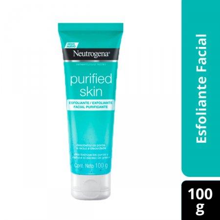 Esfoliante Facial Purificante Neutrogena Purified Skin com 100g
