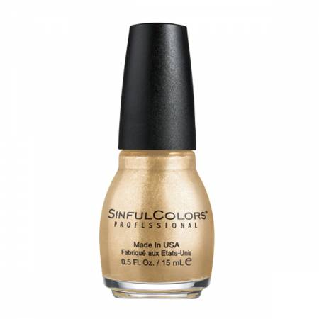Esmalte Sinful Colors Gold Medal